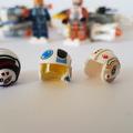LEGOban az Erő - Microfighterek