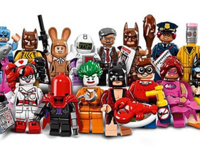 """Tapogatási segédlet a """"The LEGO Batman Movie"""" szériához"""