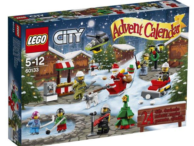 LEGO - Adventi naptárak 1998-tól