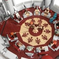 Lego Ideas - Jedi Tanács