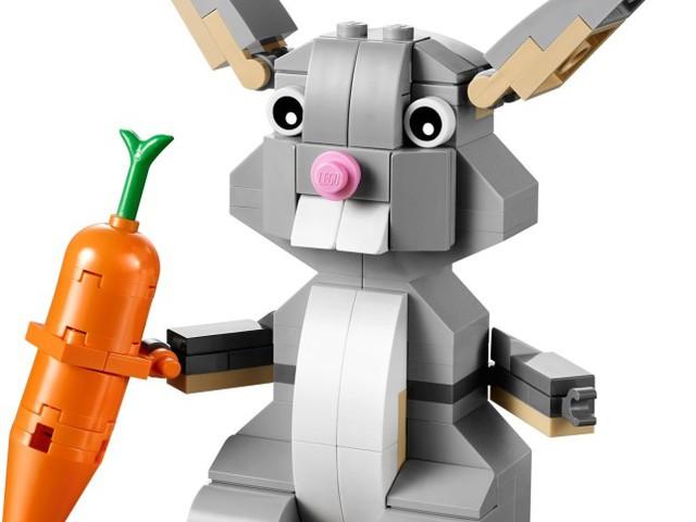 Húsvéti nyúltól a tojásokig LEGO módra