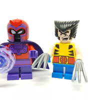 LEGO Mighty Micros: Wolverine vs. Magneto (76073) bemutató