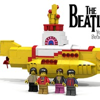 Lego Ideas - Beatles