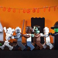 Lego Halloween :)