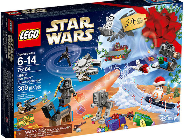 LEGO Star Wars - Adventi naptár (75184)