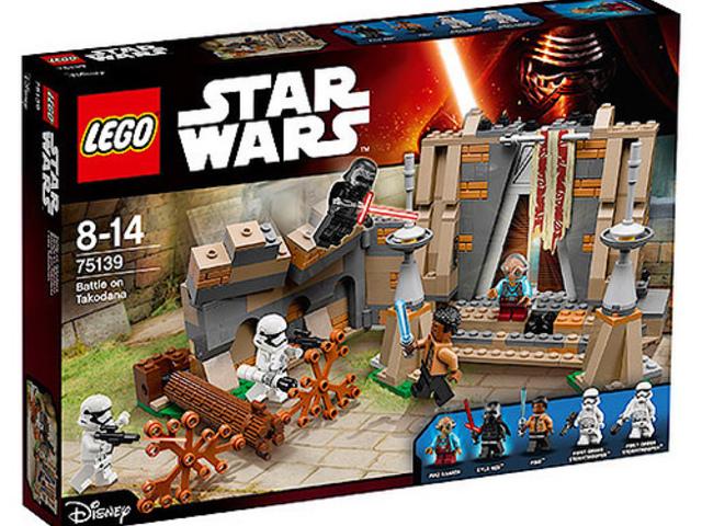 Az ébredő Erő LEGO szettek