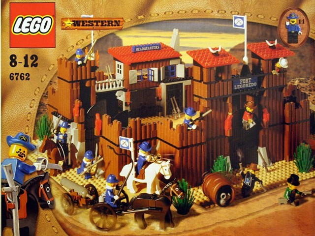 Volt egyszer egy (LEGO) vadnyugat