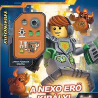 LEGO Nexo Knights - A Nexo erő király - Füzet
