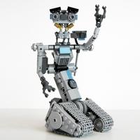 Ötös Robot - Lego
