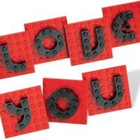 Valentin napi LEGO szettek