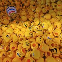 TOP 10 legijesztőbb/leggonoszabb LEGO fej