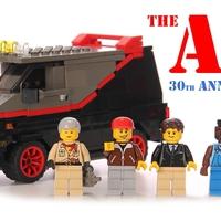 Lego - The A-team