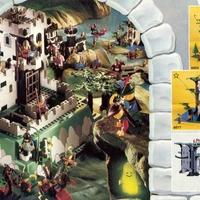 Retro - '91-es Lego katalógus egy lapja
