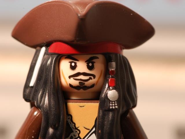 LEGO - Kalózhajók