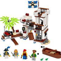 Megvettem, bemutatom - LEGO Katonai erőd (70412)