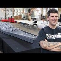 A világ LEGNAGYOBB Lego hajója