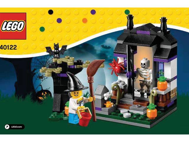 Lego különkiadás - Halloween