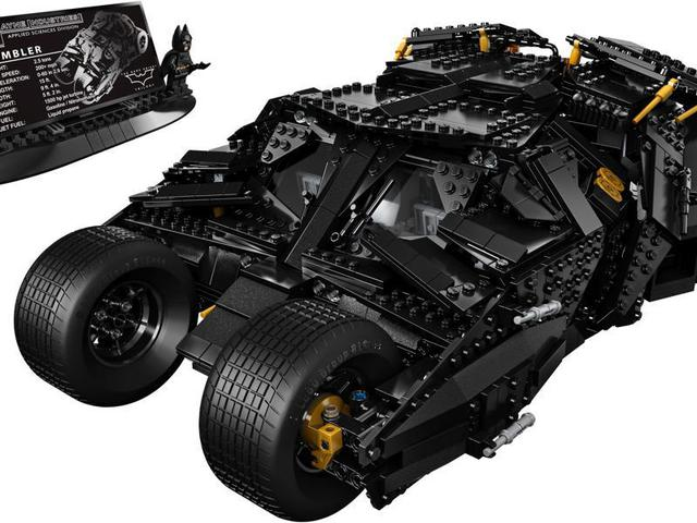 The Tumbler - Lego Batman :)