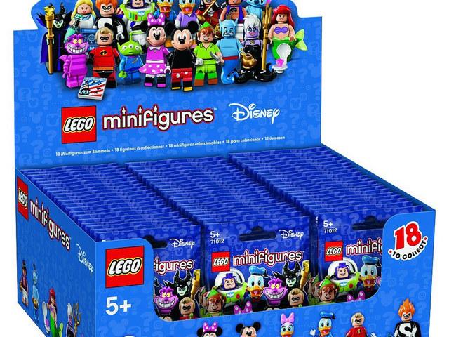 """""""Tapogatási"""" segédlet a LEGO Disney szériához"""