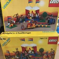 LEGO 1584 - 6060 - Lovagi Torna