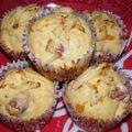 Virslis-kukoricás muffin
