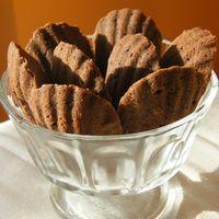 Csokis madeleine