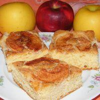 Isteni almás lepény