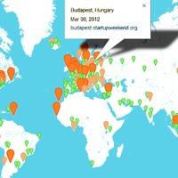 Felkerültünk Európa startup térképére!