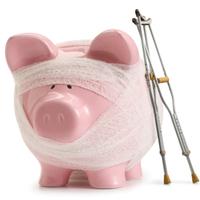 Nyugdíjpénztárak bajban