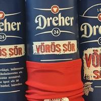 Dreher 24 - alkoholmentes vörös sör