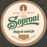 A Soproni reklám kanadai megfelelője