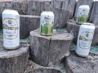 Bitburger Triple Hop'd