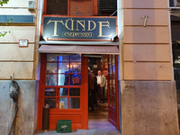 Tünde presszó