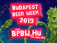 BPBW - Budapest Beer Week 2019