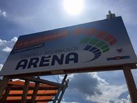 Felépült a Csepeli Szurkolói Aréna!