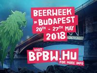 BPBW - Beer Week in Budapest 2018