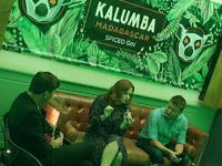 Kalumba Madagascar Spiced Gin