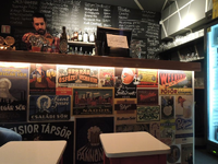 Léhűtő kézműves söröző