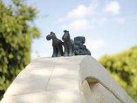 Sörgyár ihlette Kolodko szobrok Kőbányán