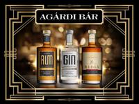 Gin, rum, whisky - az Agárdi Pálinkafőzdéből