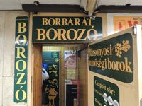 Borbarát borozó