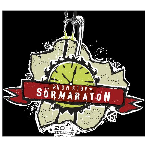 Sörmaraton 2014 logó