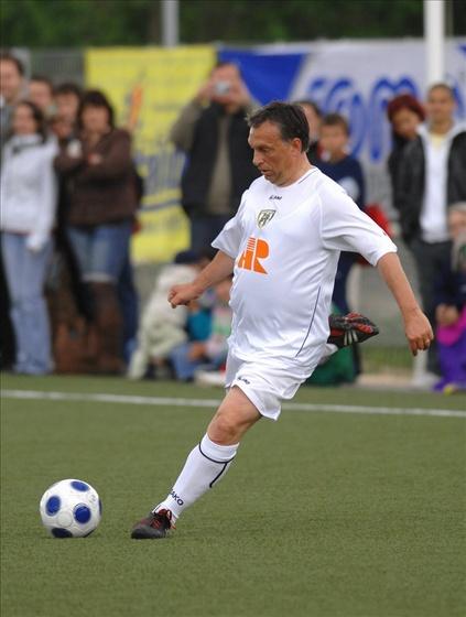 Orbán Viktor focizik