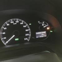 Basszus, mindjárt kifogy a benzin...