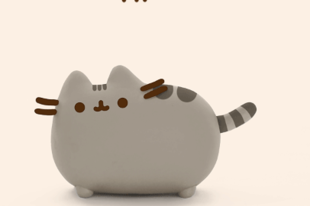 Pusheen, a macska