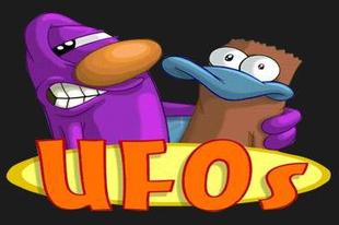Retro baromság: UFOs (a.k.a. Gnap)