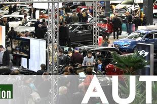 Autóshow osztrák módra - Motomotion 2014