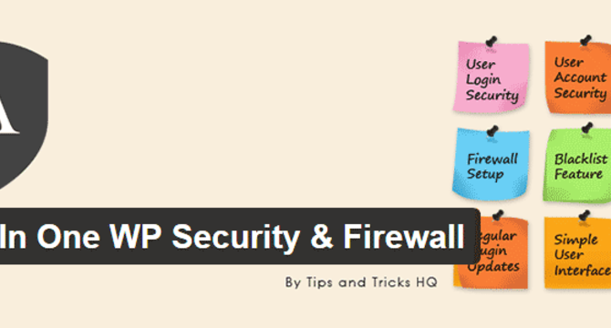 a04f780018 All in one WP Security and Firewall - A legjobb ingyenes biztonsági  WordPress plugin