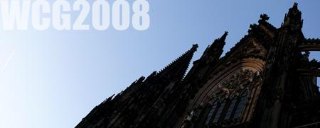 WCG 2008 Köln