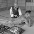 Az ismert ázsiai tetoválás kultúrája, vonalai